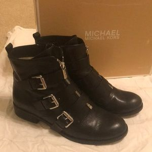 Michael Kors Anya Ankle Boot